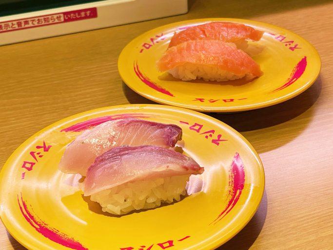 ▲関西でははまちが人気。北海道の人気1位は、納得の「サーモン」。