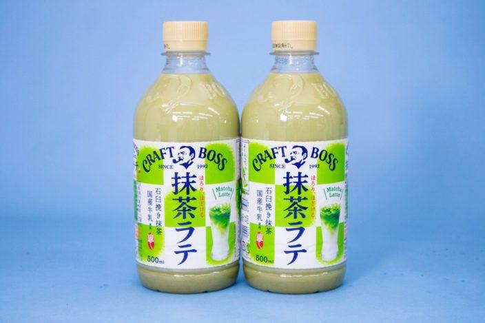 ▲「クラフトボス 抹茶ラテ」は8月17日に発売される